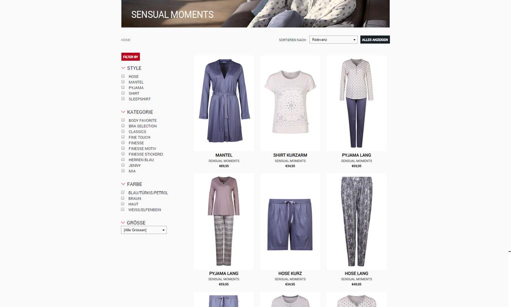 Huber Bodywear