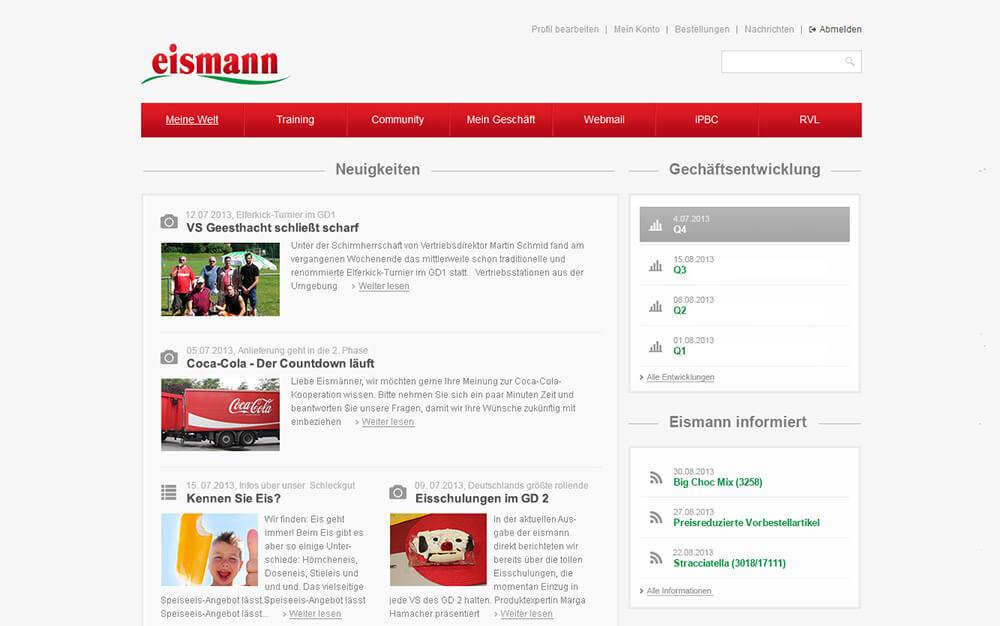 Eismann-Portal