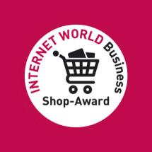 Internet World Business Shop-Award