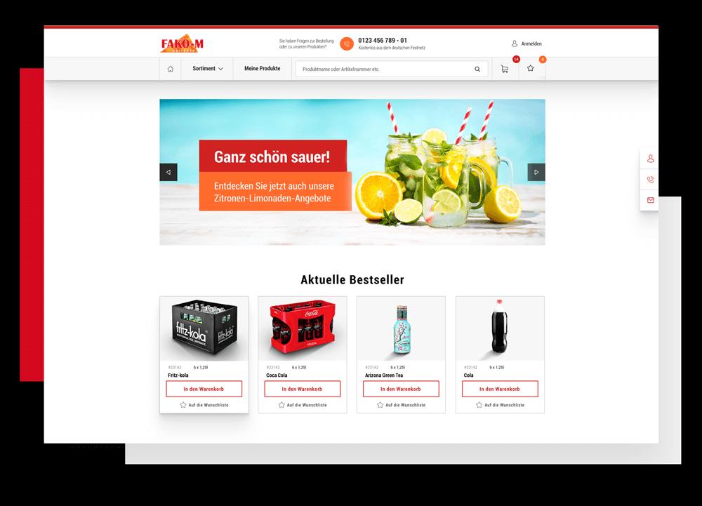 FAKO B2B-Shop