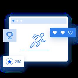 visual online spiele